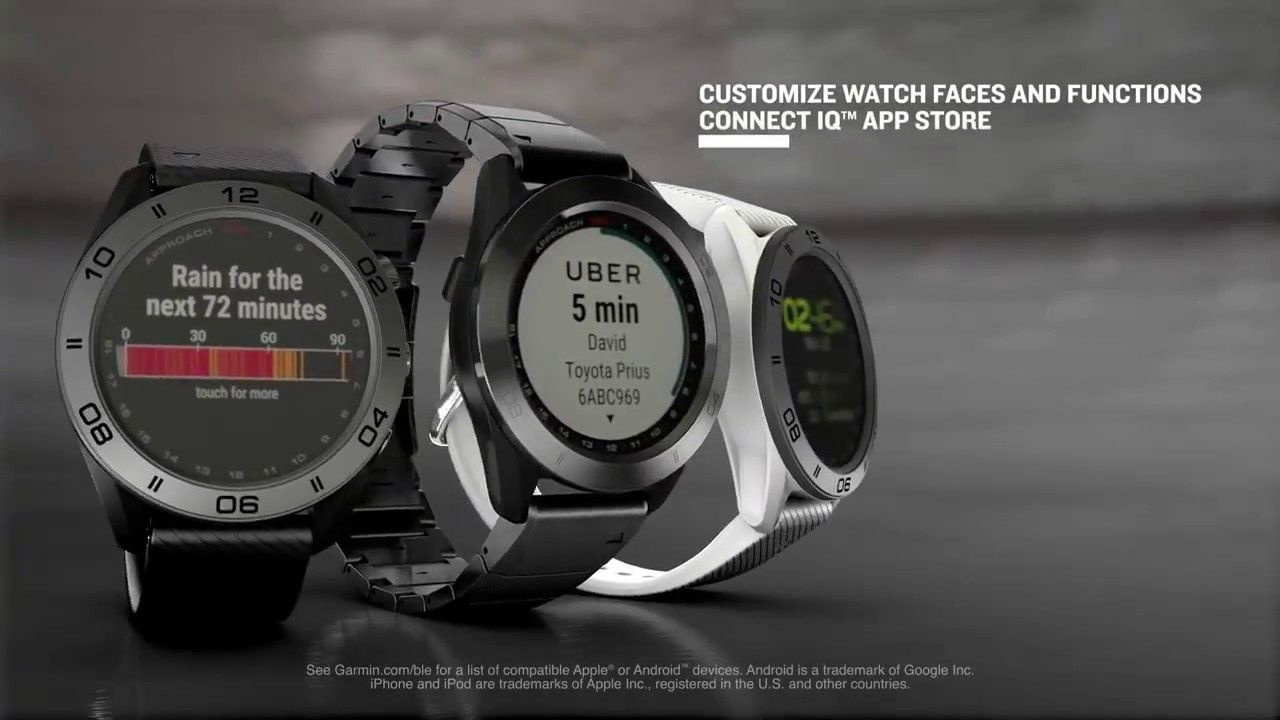 Garmin Approach S60 Golf Watch (con immagini)