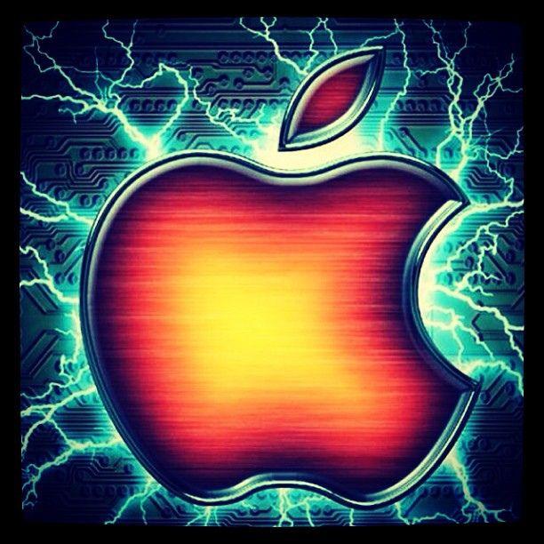 cool apple logo bing images apple lightning amp fire