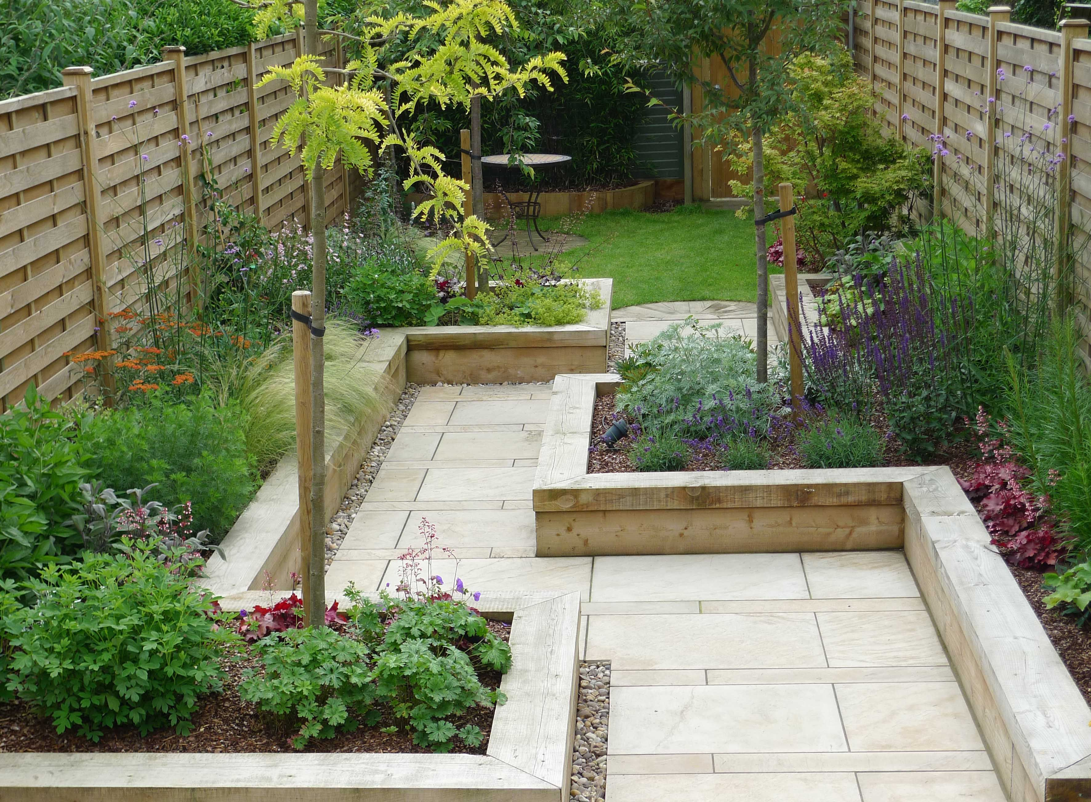 Minimalist Planting This Garden Is Called Earth Goddess 400 x 300