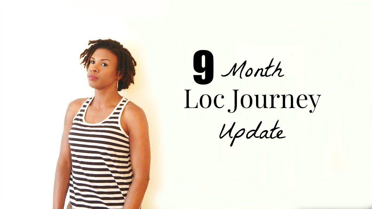 9 Month Loc Journey Update- Sea Salt Spray Results & Color Fever!