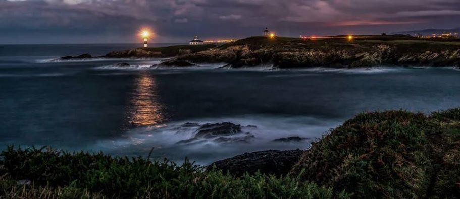 Faro da illa Pancha - Ribadeo