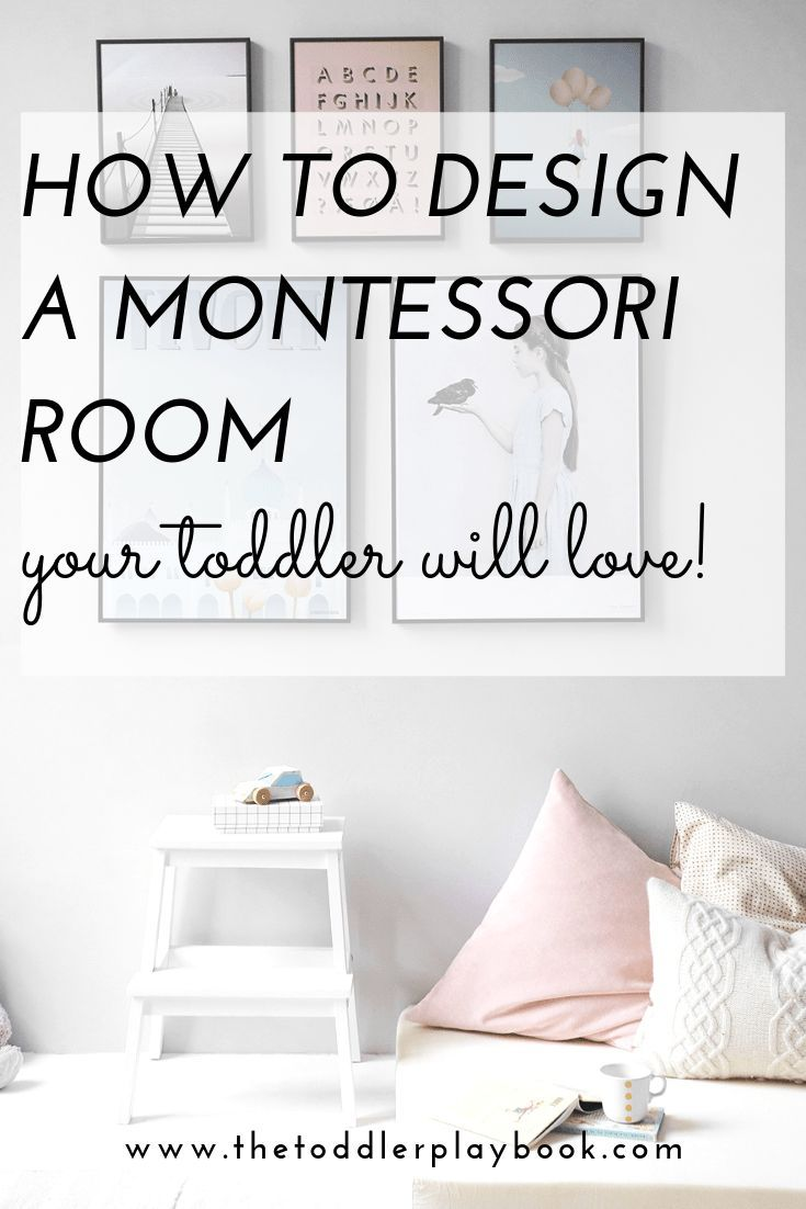 How to Design the Perfect Montessori Toddler Room - The Toddler Playbook