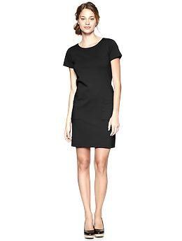 112937aa0fe  Ryan-cute dress with pockets Knit pocket shift