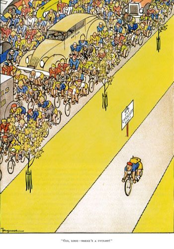 """Separate cycle paths or fully integrate them with roadways"""" The debate continues . . . / Island Press"""