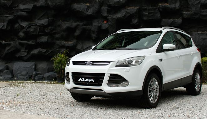 Ford Kuga 1 6l Ecoboost Launched In Malaysia Ford Kuga Ford