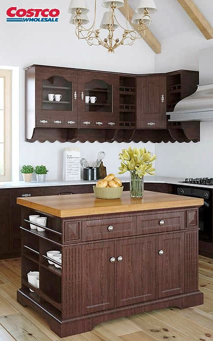 The 56 Greenwich Kitchen Island With Elegant Design Has Architectural Features That Is Sure To B Kitchen Inspiration Design Kitchen Renovation Kitchen Remodel