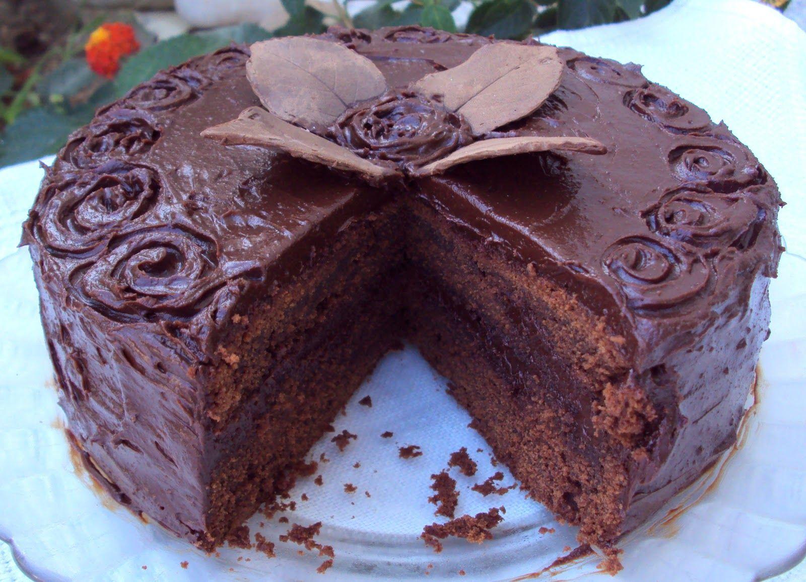 Nárwen's Cuisine - Devil's food cake