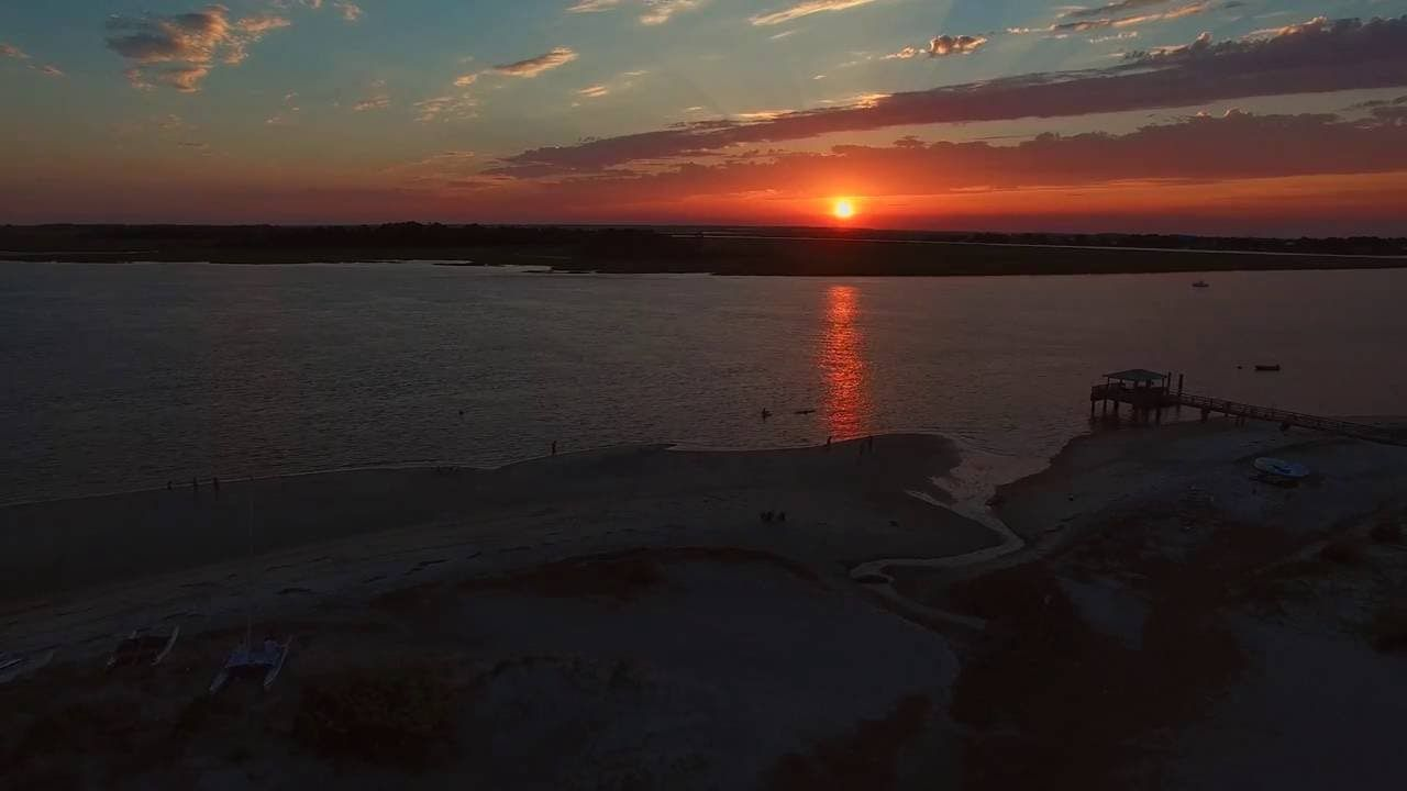 Back River Sunsets On Tybee Island Are Breathtaking Tybee Island Sunset Island
