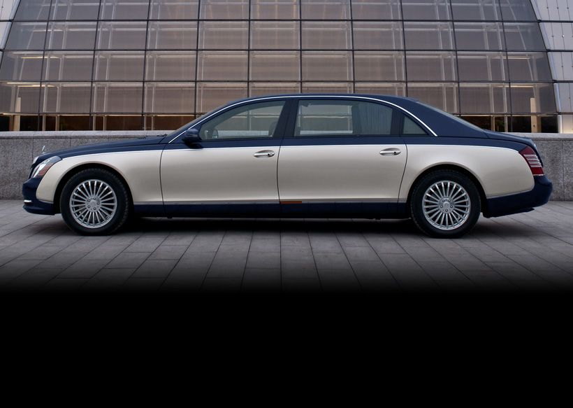 Passion For Luxury : Maybach 62 - Excellence Refined