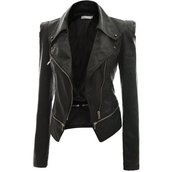 Annette Womens Leather Jacket | Leather jackets, Leather and Coats