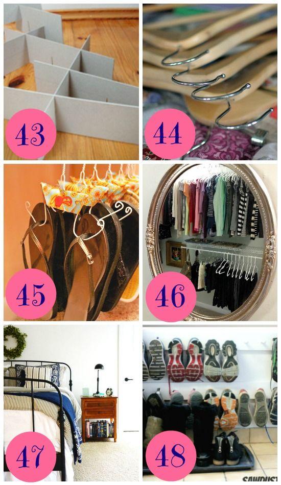 Attractive 12 Ways To Organize Your Bedroom