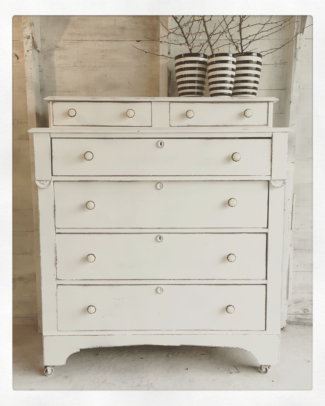Winter White Dresser By The Modern Cottage Company Pinterest