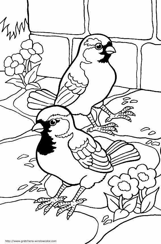 Las Aves Y Los Arboles Dia En 2020 Bordados De Aves Dibujos De Pajaro Pintura De Pajaros