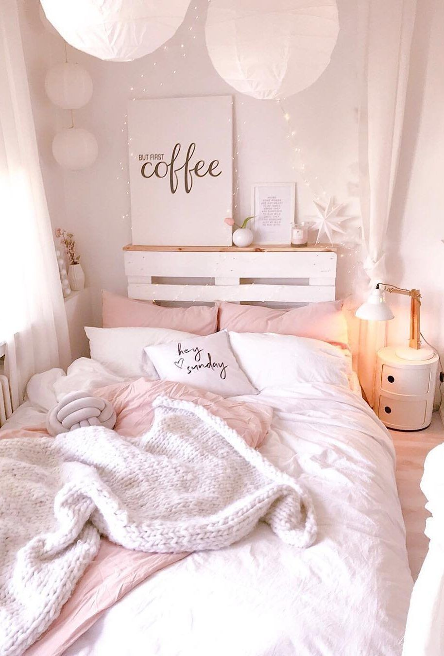 40 Most Popular And Amazing Bedroom Design Ideas For This Year Part 5 Bedroom Decor For Women Room Inspiration Bedroom Girly Bedroom Most popular first home bedroom ideas