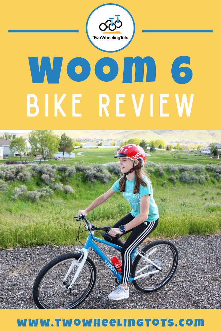 Woom 6 Review The Ultimate 26 Inch Bike For Tweens Bike Reviews