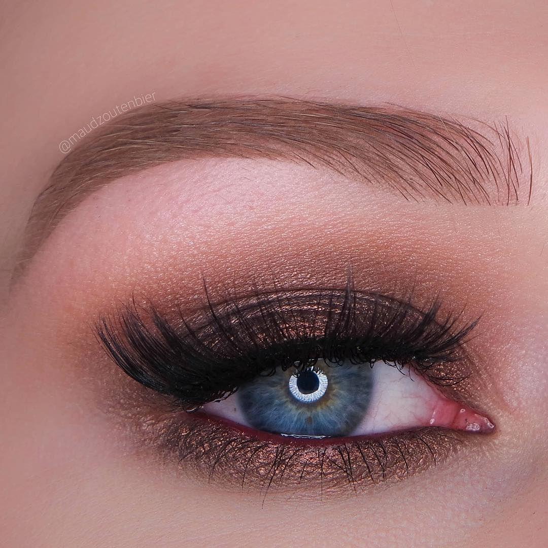 Makeup tips eyes brown
