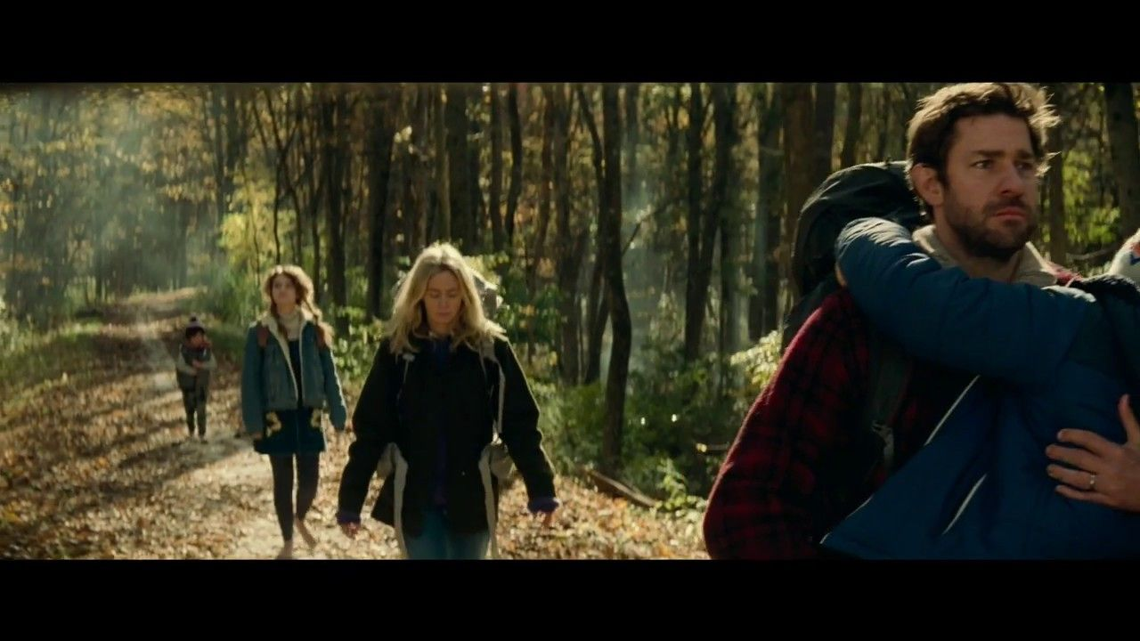 Ce Ad Ce Bd Ce B  Ce Ae Cf  Cf  Cf  Ce Bf  Ce Bc Ce Ad Cf  Ce Bf Cf  A Quiet Place Trailer
