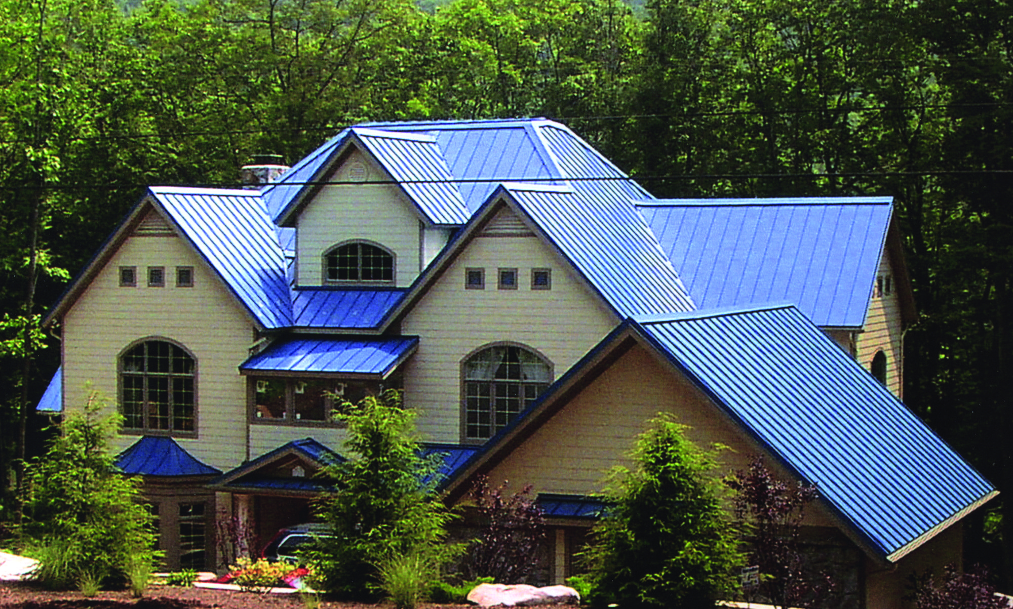 Best Metal Roofing Fabral Com Metal Roof Residential Architecture House Styles 400 x 300