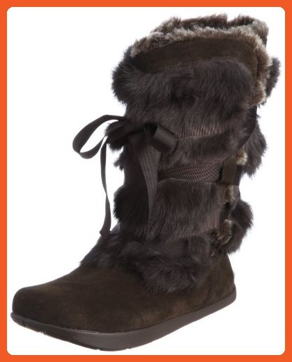 Kalso Earth Shoe Women's Pike Winter Boots,Dark Brown Suede,8 M US -
