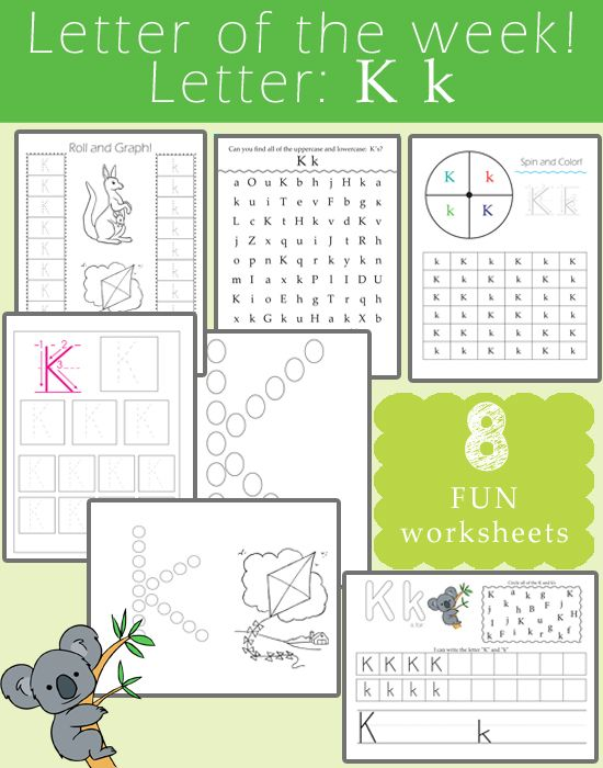 letter of the week letter k letter of the week series letter k preschool letter of the. Black Bedroom Furniture Sets. Home Design Ideas