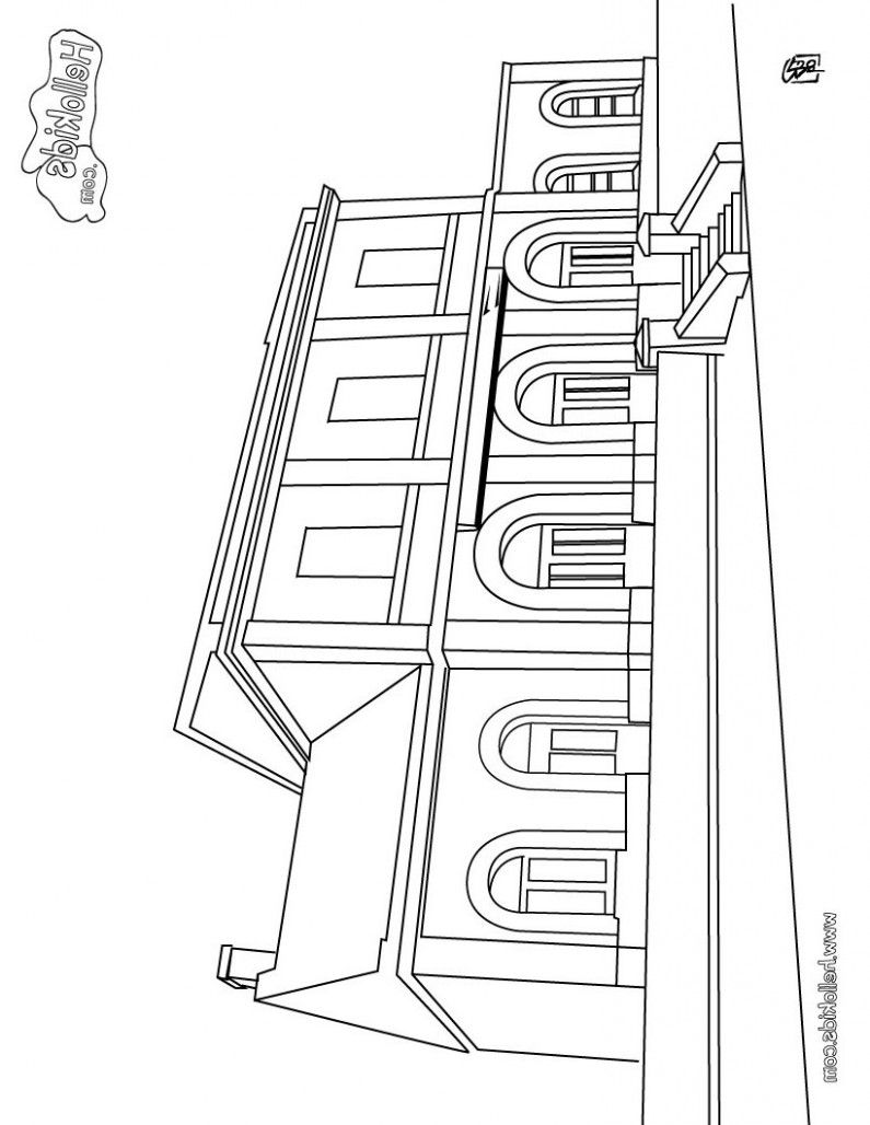 The Reasons Why We Love Coloring Pages Train Station Love
