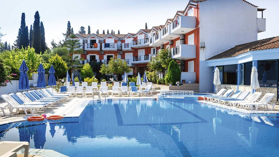Holiday To Avra Studios In Alykes Greece For 14 Nights Sc Departing