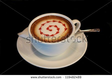 Raspberry Cappuccino Stock Photos, Images, & Pictures | Shutterstock