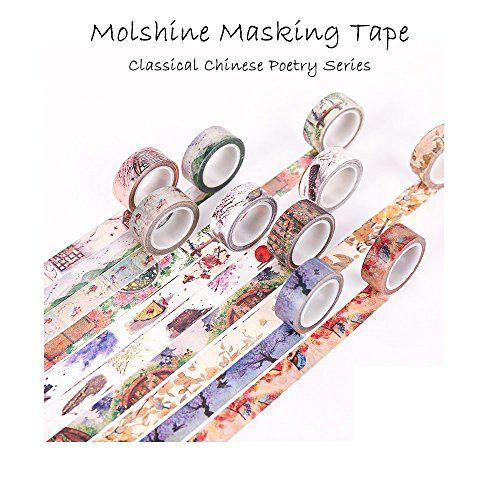 Molshine Set of 10 Decorative Japanese Washi Masking Adhe... https://www.amazon.com/dp/B01KLMXC2E/ref=cm_sw_r_pi_dp_x_nBRHyb0VFCAHS