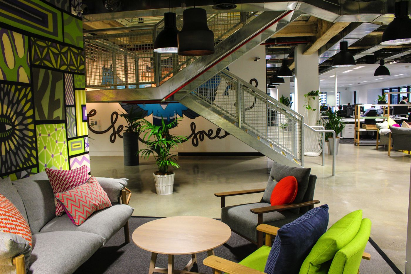 cool office designs. 8 Amazingly Cool Office Designs! Designs T