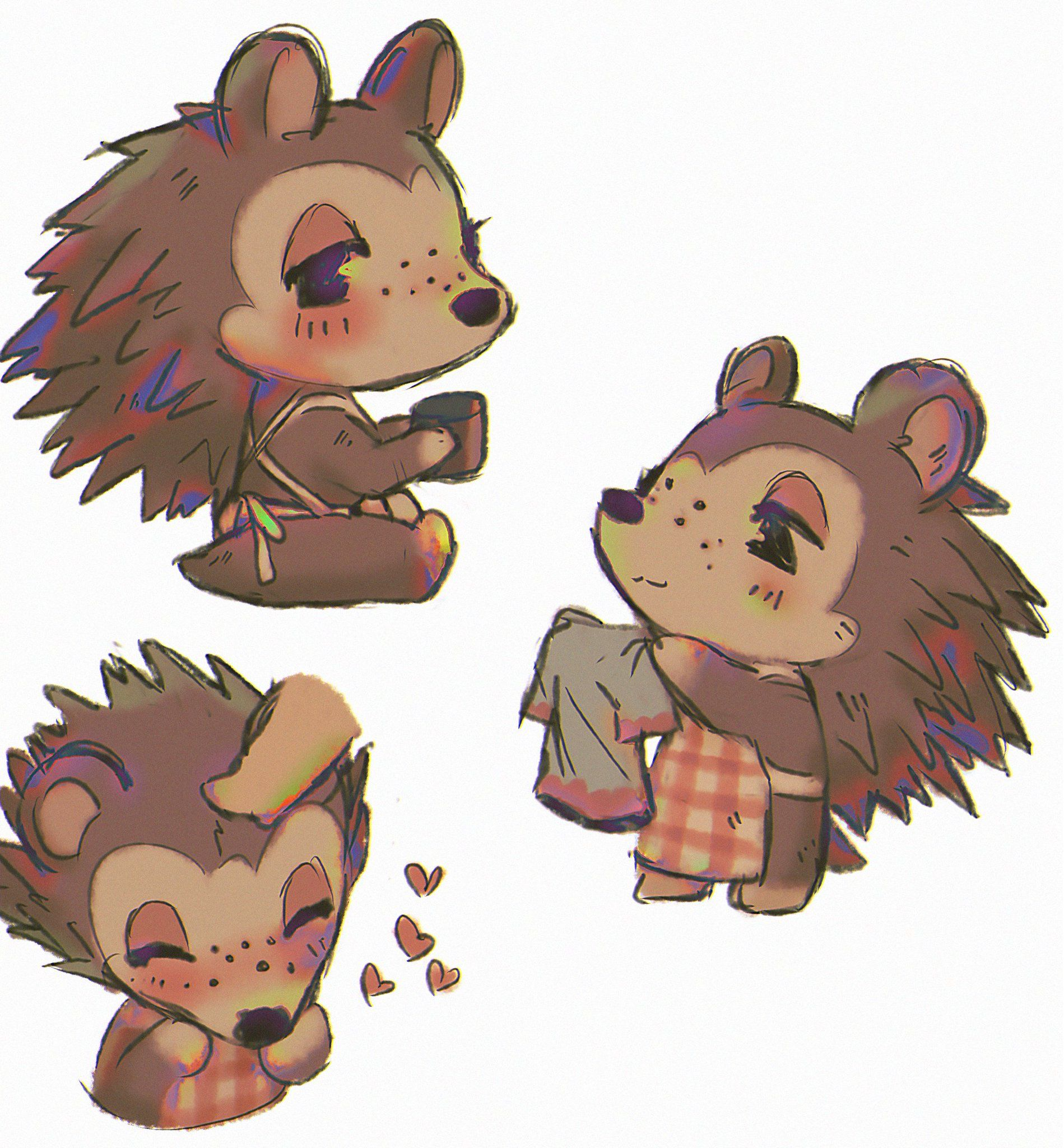 19+ Wolf villagers animal crossing ideas in 2021