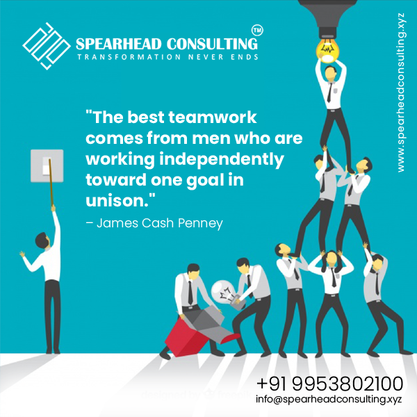 Working Together Is The Success Improve With The Importance Of Teamwork Skills In The Workplace Teamwork Skills Good Teamwork Work Skills
