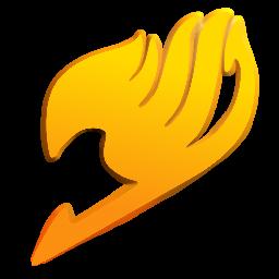 Gold Fairy Tail Mark Superhero Logos Fairy Tail Superhero