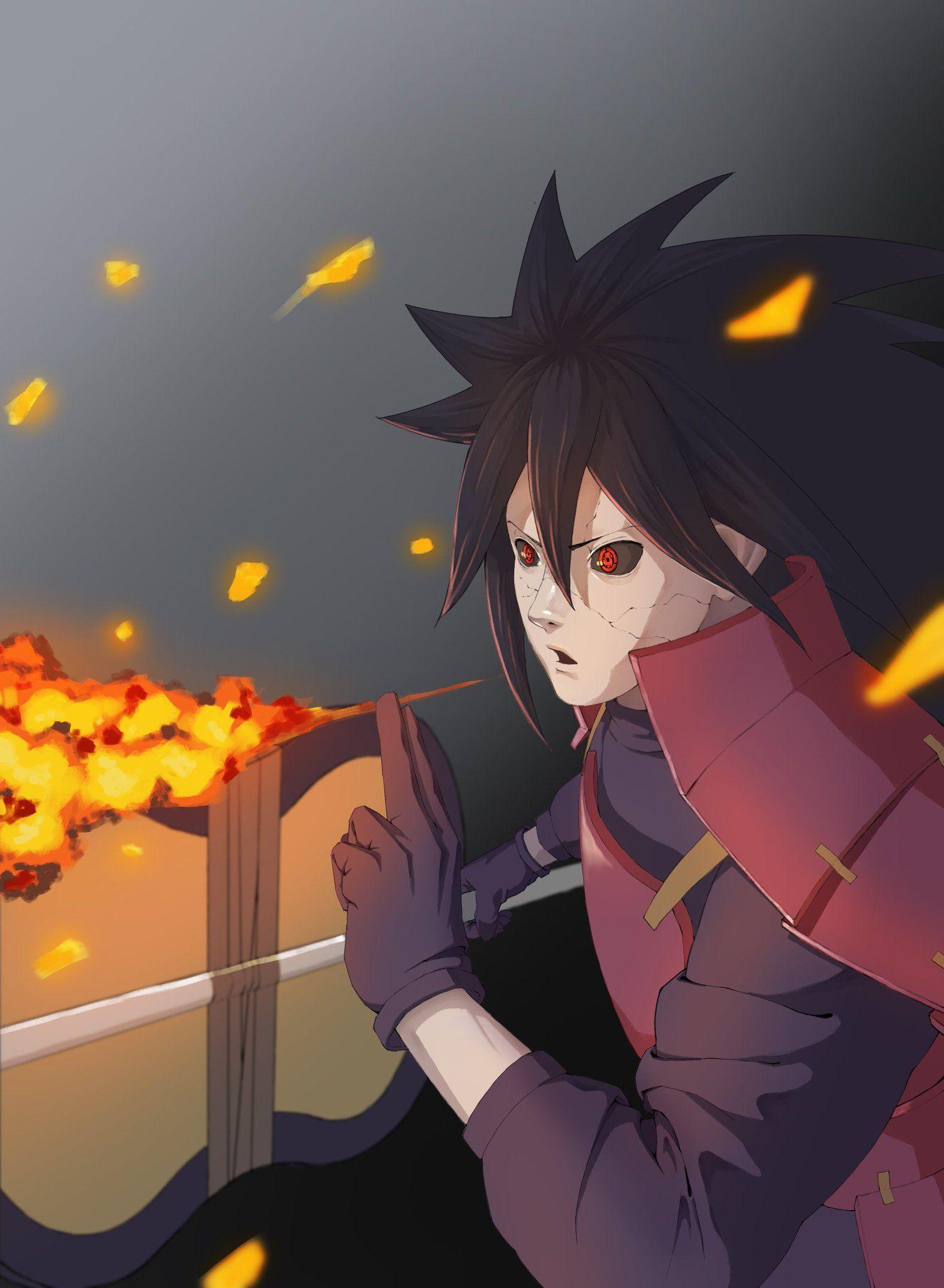 (6) Твиттер (With images) Madara uchiha, Anime, Naruto