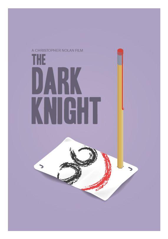 Image result for dark knight poster