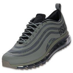 nike air max 97 uomini scarpe da corsa, olive, 2013