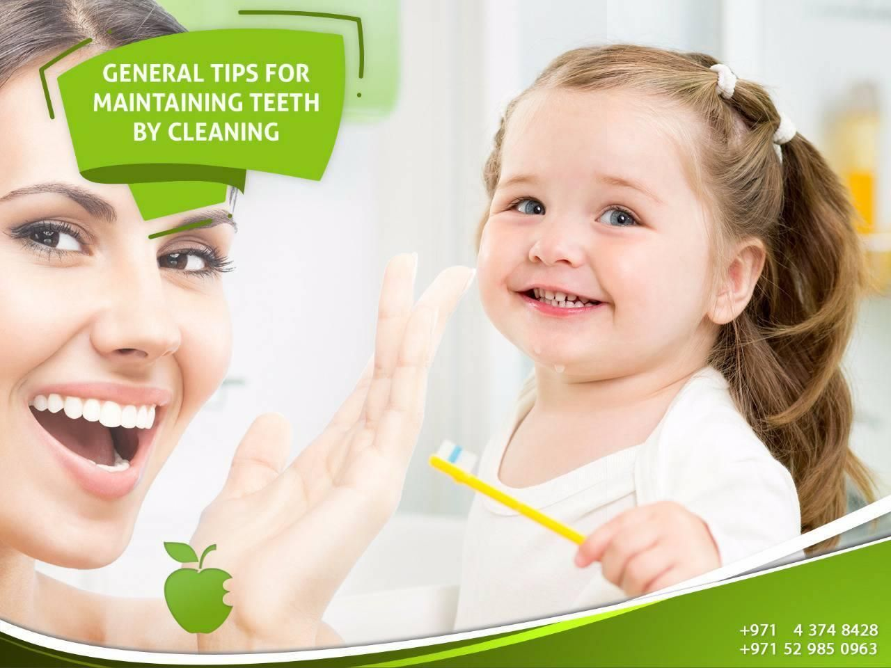 Using A Custom Brush Daily And After Each Meal Use The Thread To Clean The Food Residue Between The Teeth That The Brush Ca Strengthen Teeth Dental Clinic