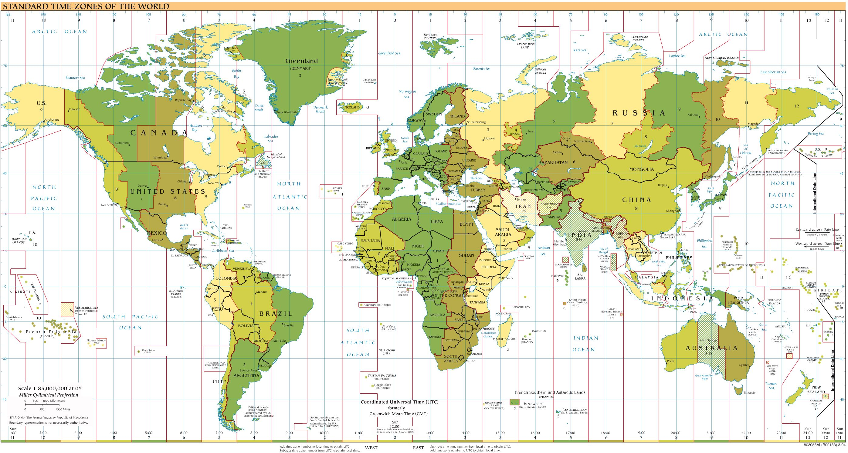 explore world time zones time zone map and more