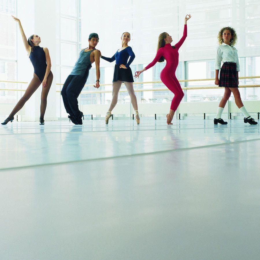 Rosco Dance Floor Reversible Full Roll Diy Dance Floor