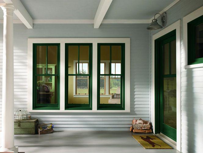 This Door Andersen Tall Fractional With Three 2 Over 1 Window