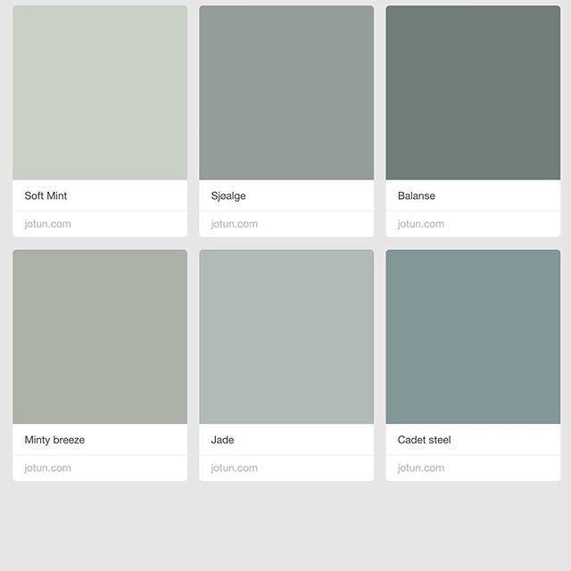 jade jotun google s gning farver pinterest wandfarbe wandfarben und farben. Black Bedroom Furniture Sets. Home Design Ideas