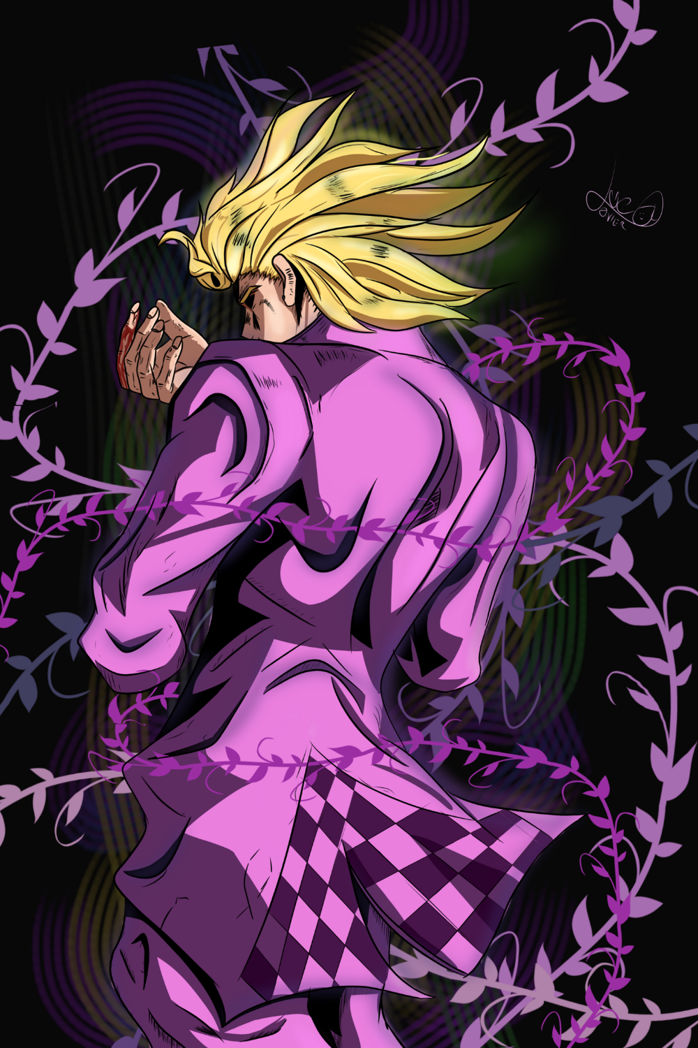 Pin On Jojo S Bizarre Adventure