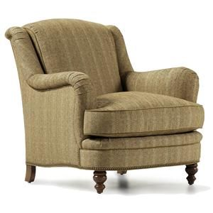 Jessica Charles Fine Upholstered Accents Glazier Chair