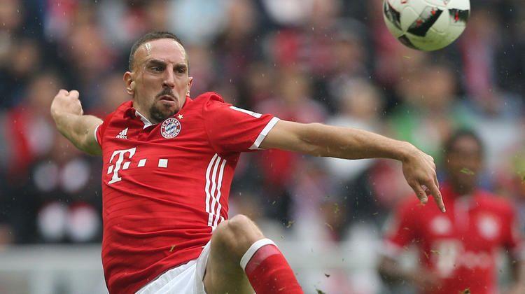 Ribery Ich bin kein unfairer Spieler - LAOLA1.at