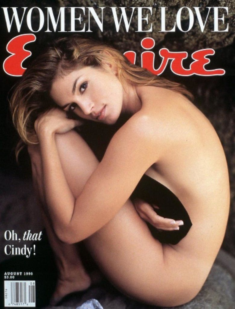 Jennifer Freeman Nude Simple the hottest nude magazine covers, hands down | cindy crawford