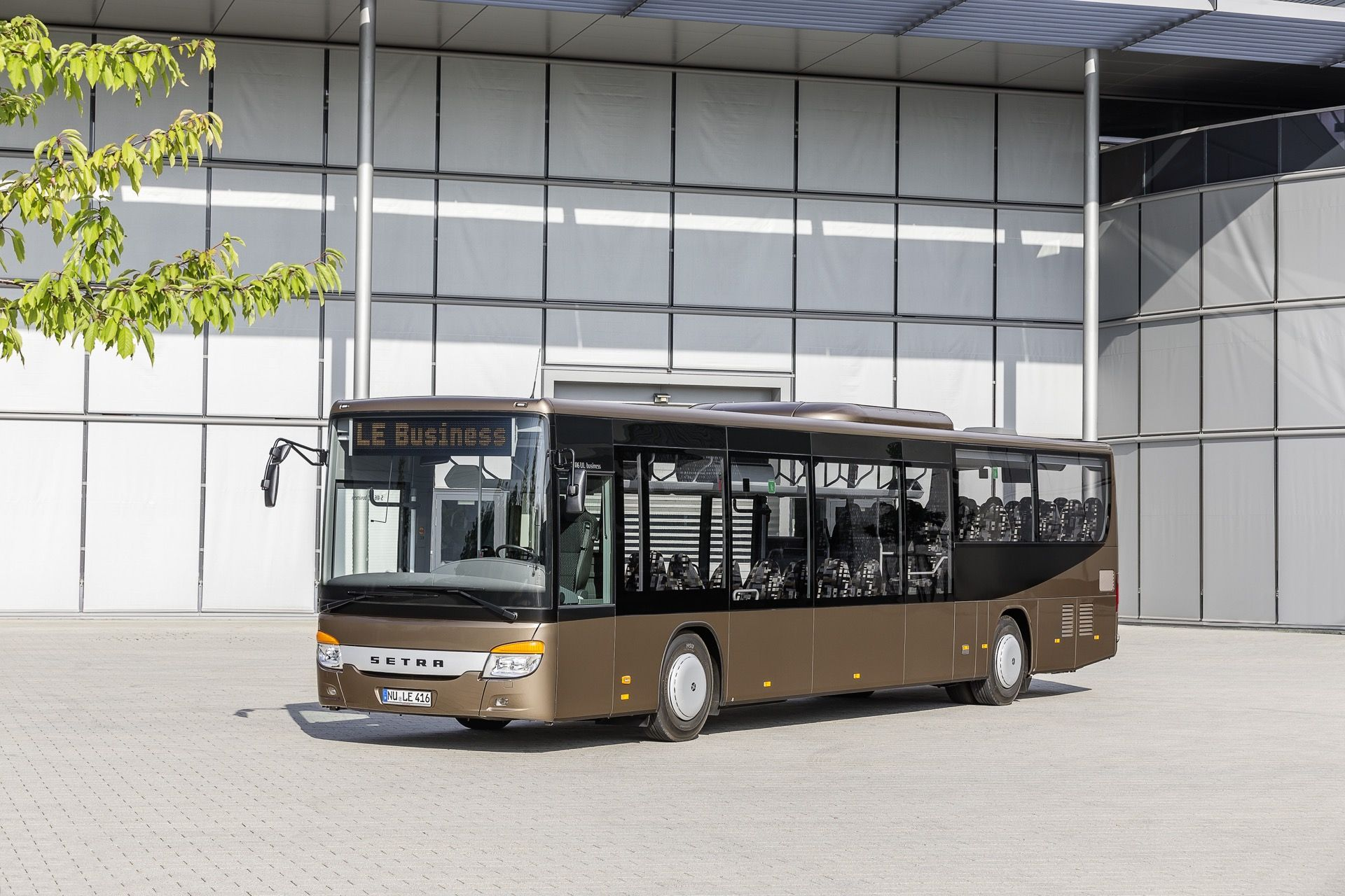 Setra Multiclass S 415 Le Bus Cars Vehicles