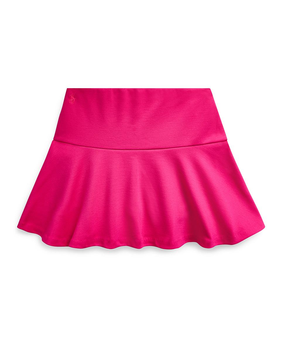 Falda de niña Polo Ralph Lauren en fucsia (con imágenes