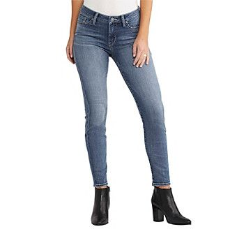 Silver Jeans Co. Bleecker Ankle Jeans