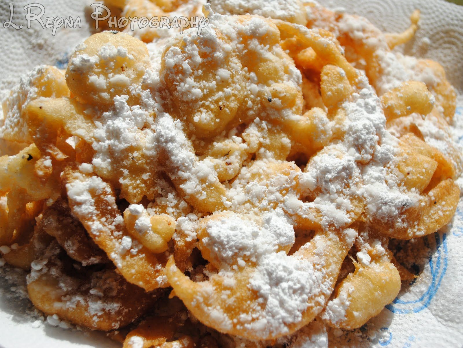 Light And Fluffy Funnel Cake Recipe