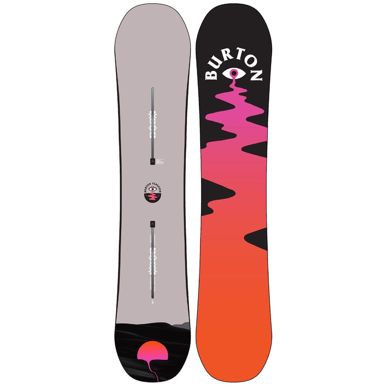 evo.com | Burton Snowboards > The word