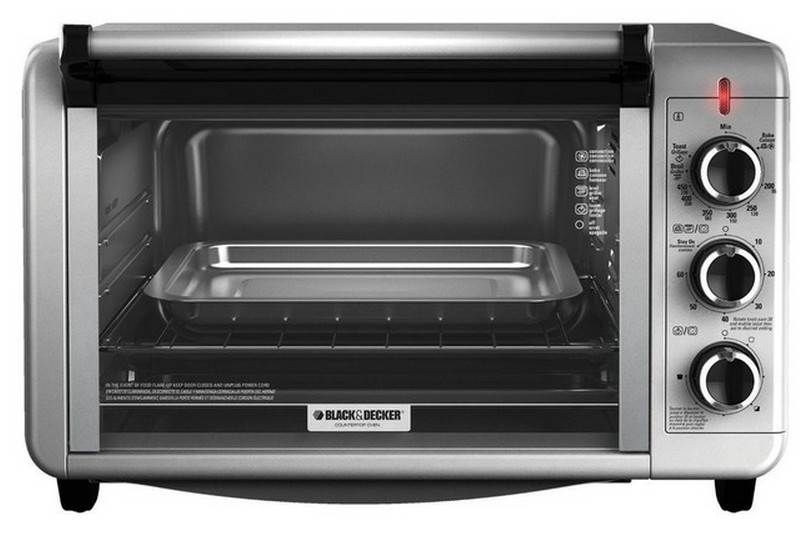 Black And Decker To1675b Convection Countertop Oven Manual